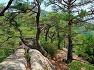 망덕봉 산부인과바위 소용아릉 암릉산행
