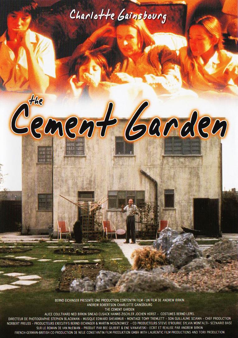시멘트 가든. Il Giardino di Cemento. Der Zementgarten. The Cement ...