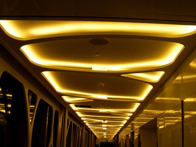 LED 실내 간접조명