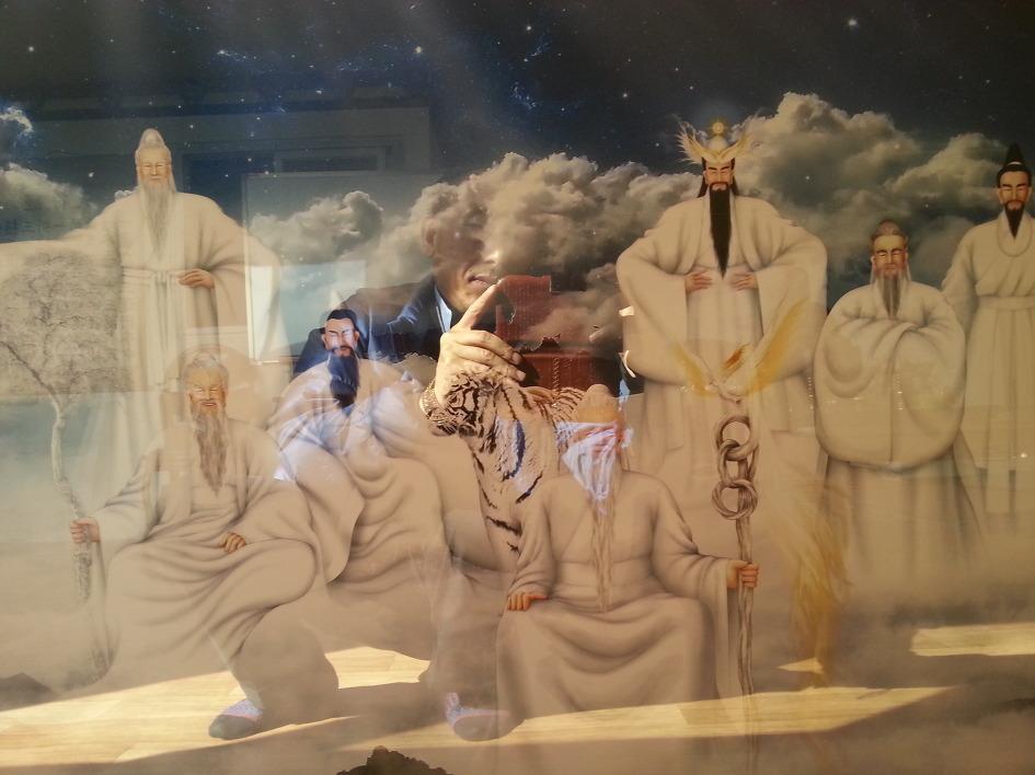 신불사의 천궁을 방문하여.......((()))