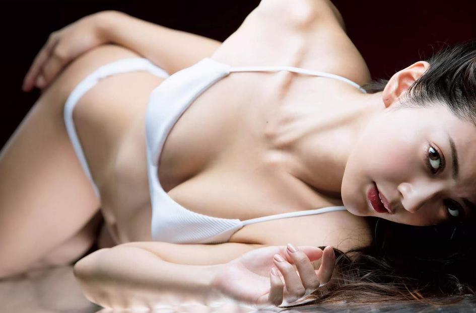 2013미스월드 일본대표였던 일본 최고 몸매의 모델 타나카 미치코(田中道子)