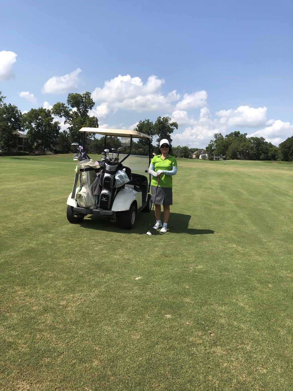Pearland Golf Club에서