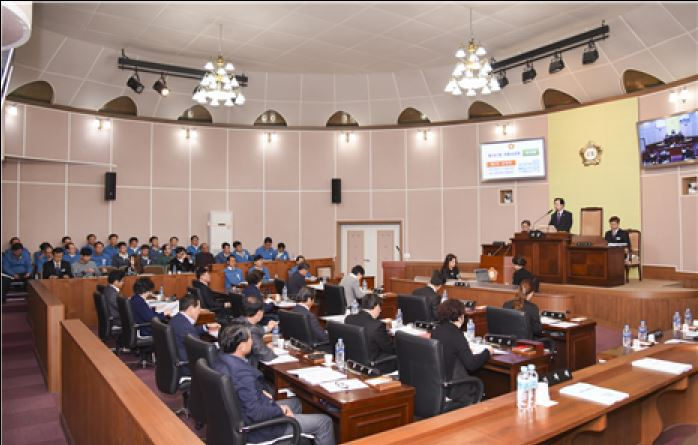 거제시의회 사진. 구글지도