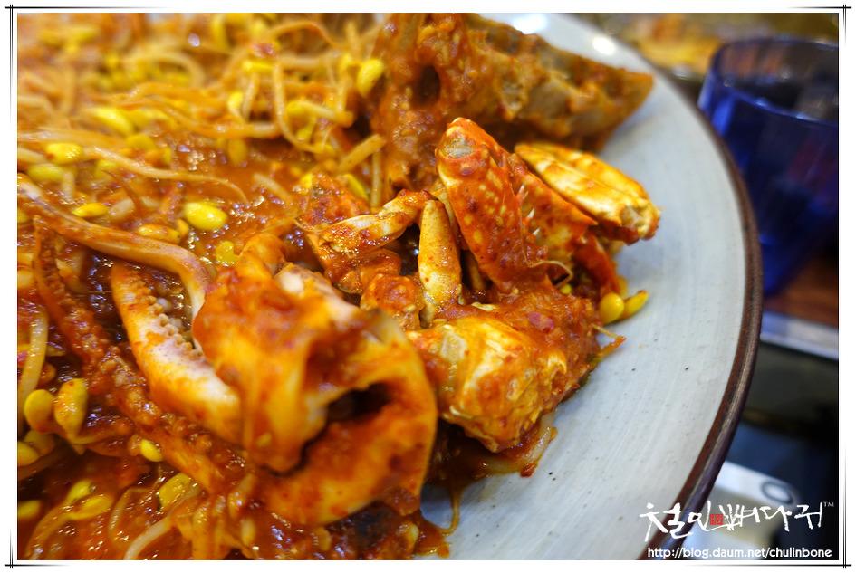 [목포식당] 누리마을감자탕-감자탕.해물등뼈찜(상동.하당점)