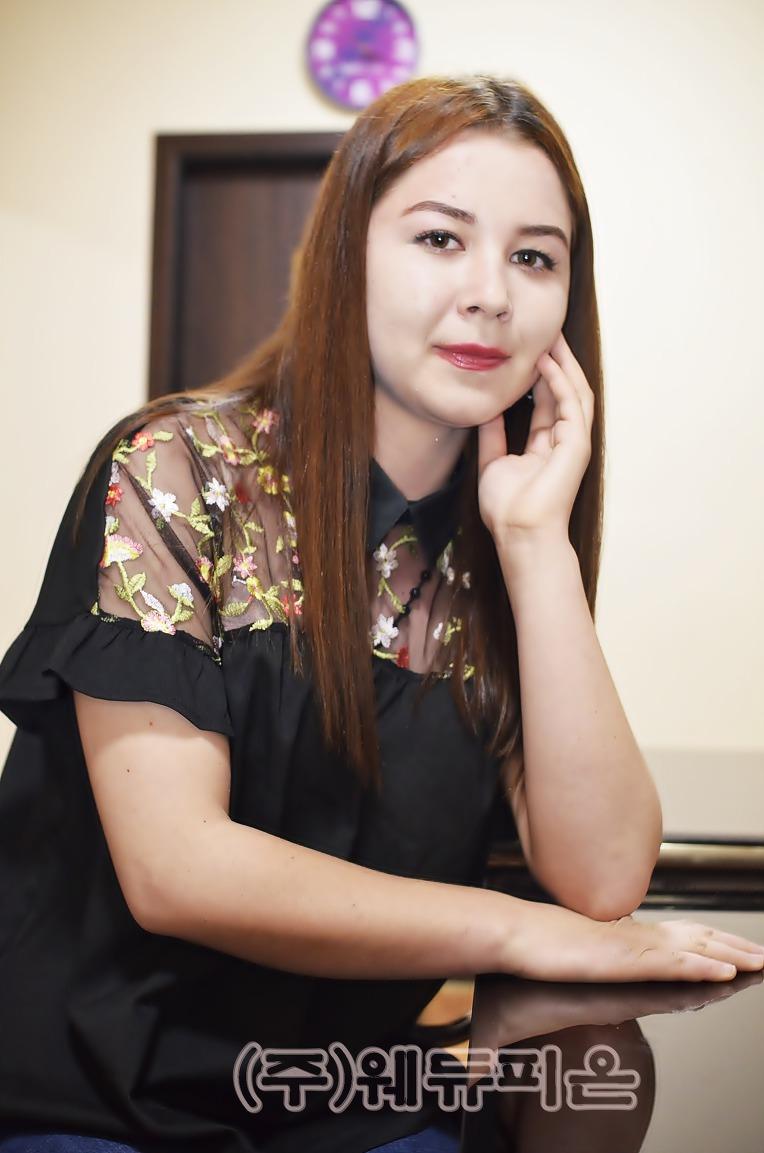 P uz-2349(동의) 우즈베키스탄국제결혼 희망여성