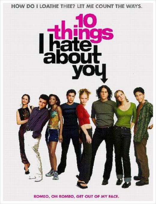 내가 널 사랑할 수 없는 10가지 이유(1999)